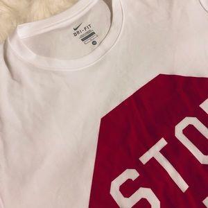 Nike Stop Pre Steve Fontaine Dri Fit Shirt